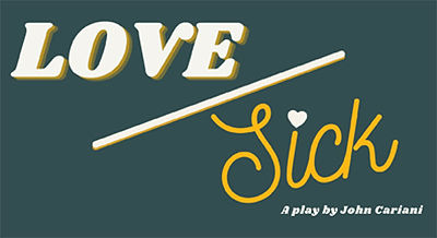 Love/Sick playreading at the Stonington Opera House