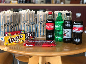 Bundle C Movie Concessions at Opera House