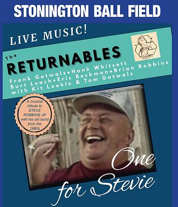 Aug 7 One For Steve OHA Lane Poster.png