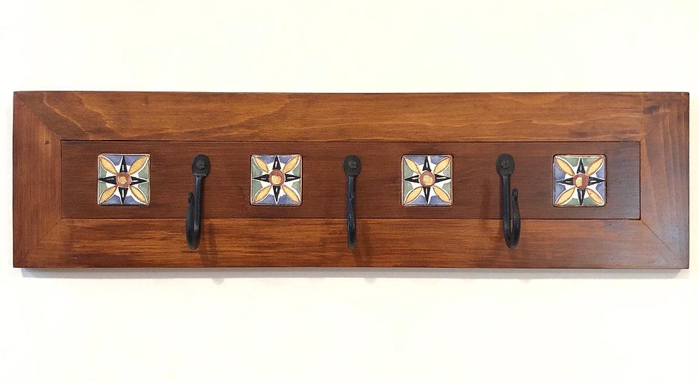 Twig Tile Mosaic Hanger