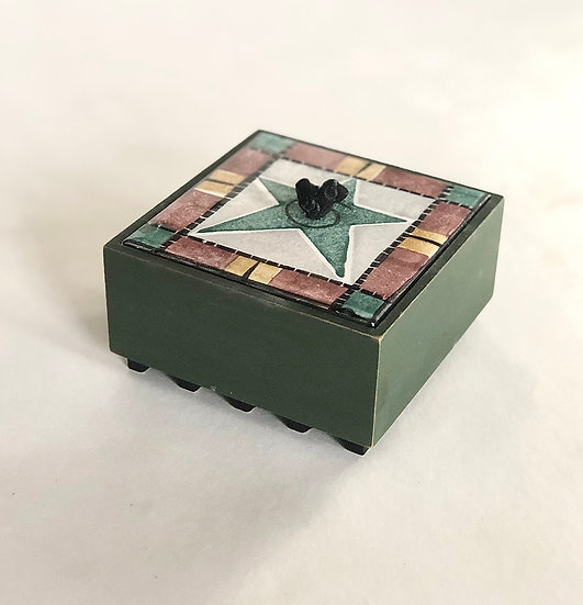 Tile Lidded Box