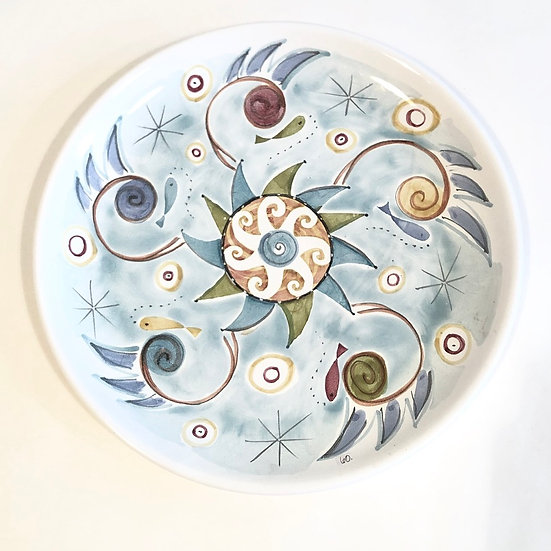 Sea and Sky Platter