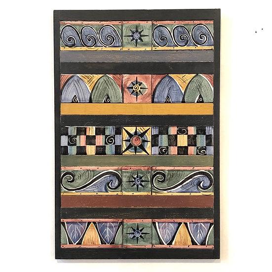 5 Row Vertical Tile Panel
