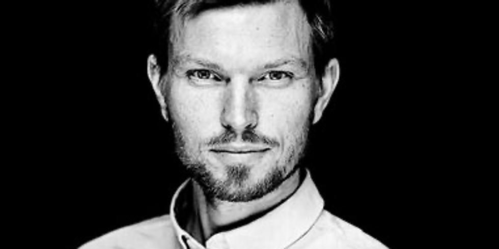 """UDSKUDT: FOREDRAG med Christoffer Emil Bruun (i Sankt Pauls Kirke) """"En dans på æggeskaller"""""""