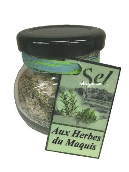 Sel aux herbes du maquis Corse
