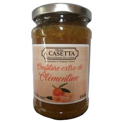Confiture de Clementine 350gr