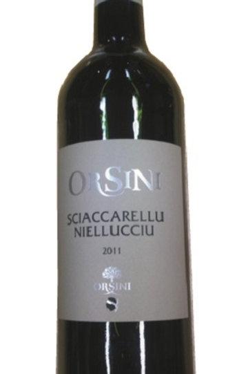 Domaine Orsini rouge (Calvi)