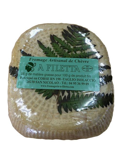 A filetta chèvre pasteurisé 240gr