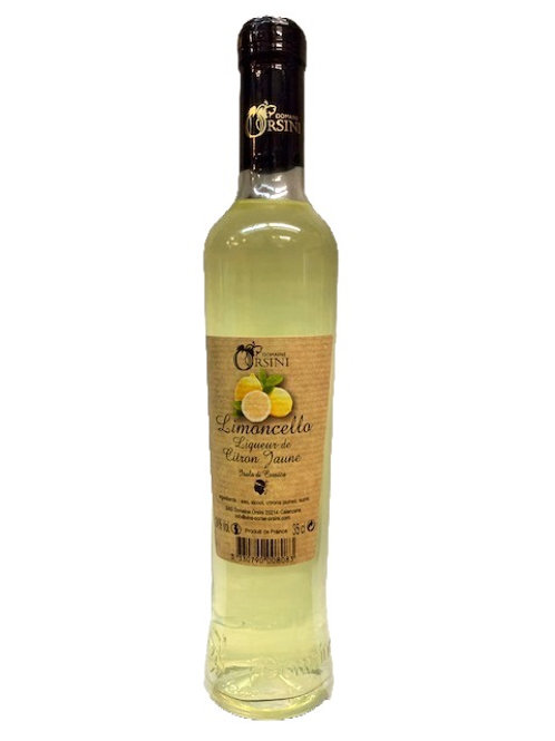 Limoncello Orsini 37,5cl