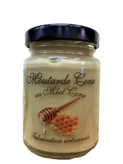 Moutarde Corse au miel Corse
