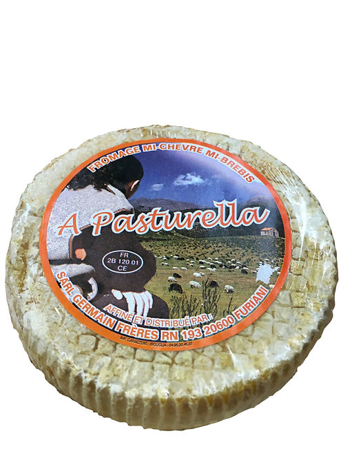 Fromage A Pasturella mi-chevre mi-brebis