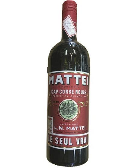 Cap Corse rouge Matei 37,5cl