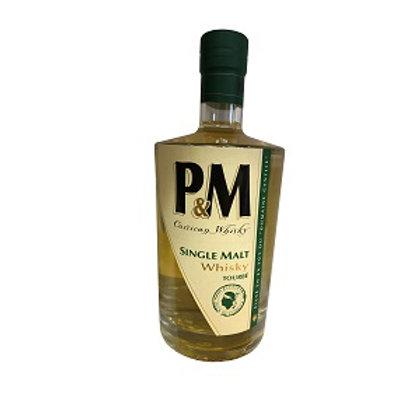 Whisky P&M tourbé