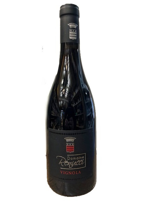 Renucci cuvée Vignola rouge 75cl (Calvi)