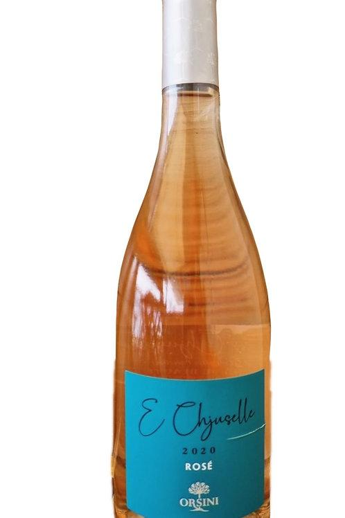 Domaine Orsini E Chjuselle rosé