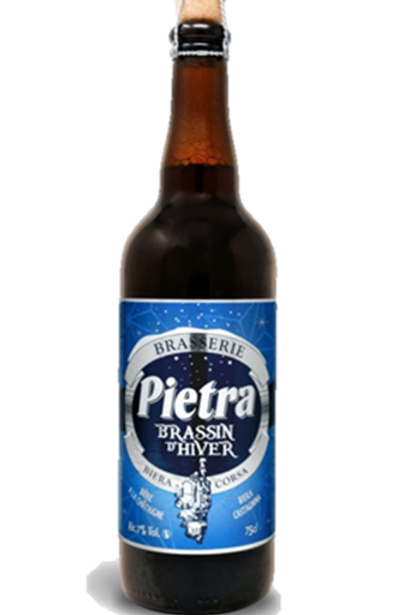Biere Pietra d'hiver Brassin