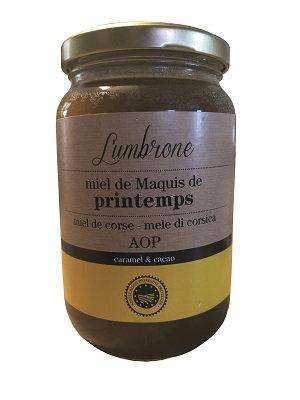 Miel de maquis de printemps 500gr AOP Calvi