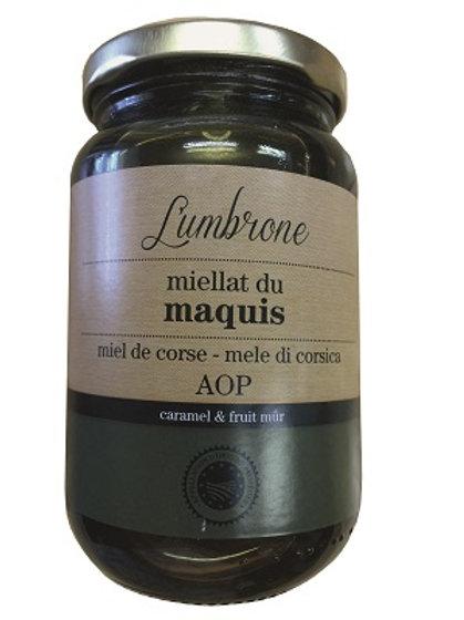 Miel de miellat du maquis 500gr AOP (Calvi)