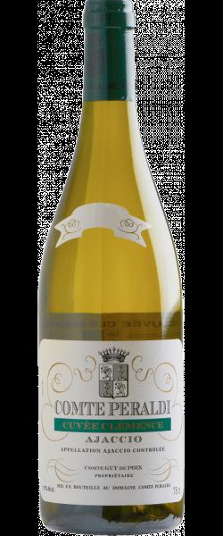 Comte Peraldi blanc cuvée Clémence 2017 (Ajaccio)