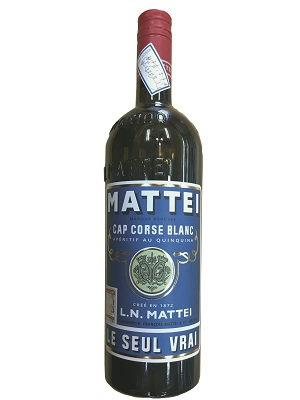 Cap Corse blanc Mattei 37,5cl