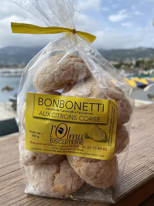Bonbonetti au citron corse