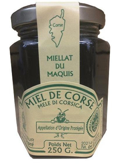 Miel de miellat du maquis 250gr AOP (Calenzana)