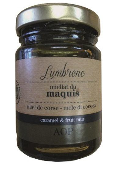 Miel de miellat du maquis 135gr AOP (Calvi)