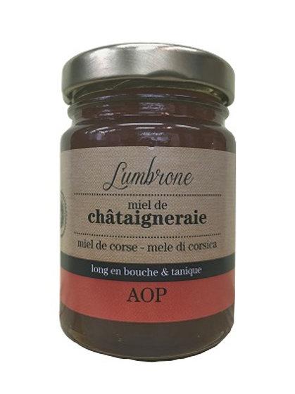 Miel de Chataignier 135gr AOP (Calvi)