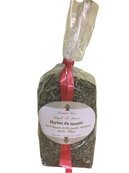 Herbes du maquis Corse