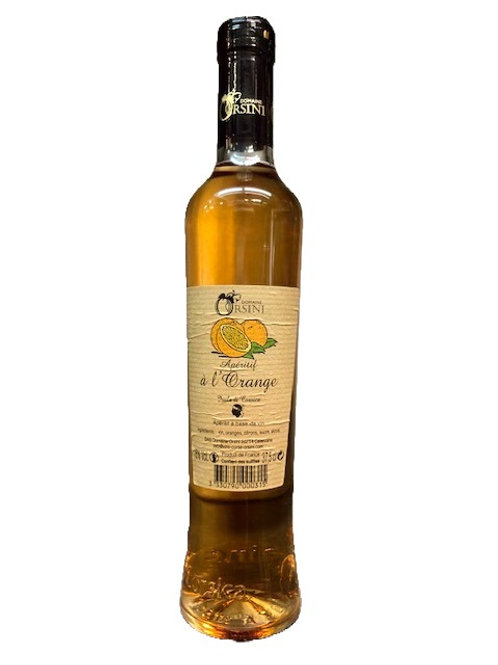 Vin d'orange 37,5cl