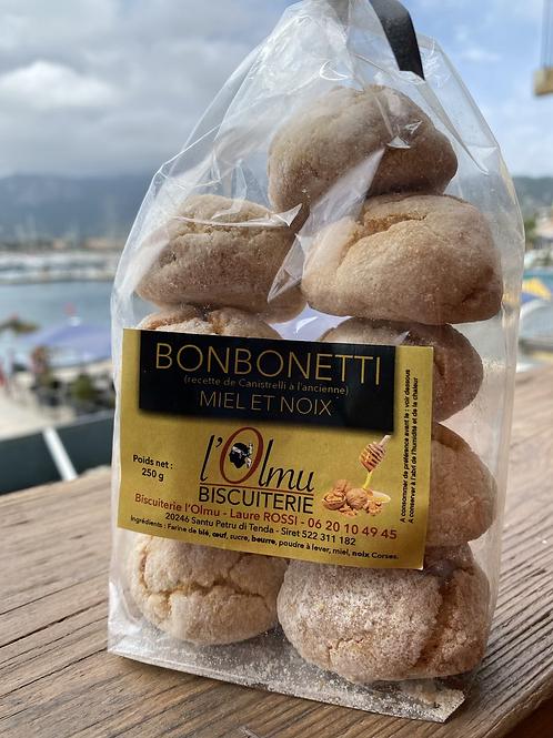 Bonbonetti miel et noix