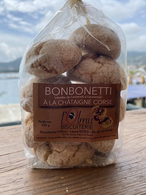 Bonbonetti à la châtaigne corse