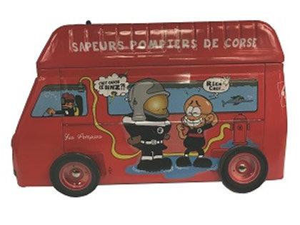 Camion de pompier Corsica 200gr