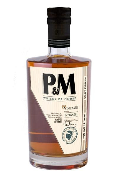 Whisky P&M Vintage