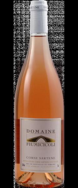 Domaine Fiumicicoli rosé (AOP Sartene) BIO