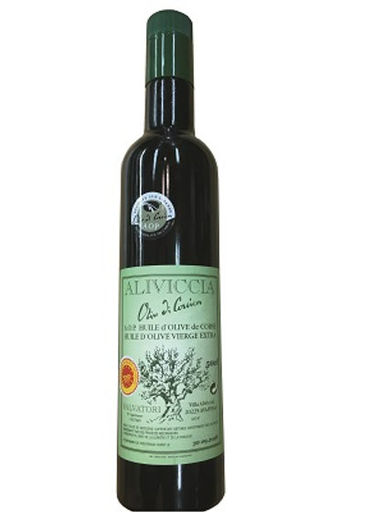 huile d'olive vierge extraAOP 50cl