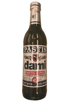"Pastis Corse dami ""Damiani"" 0.50cl"