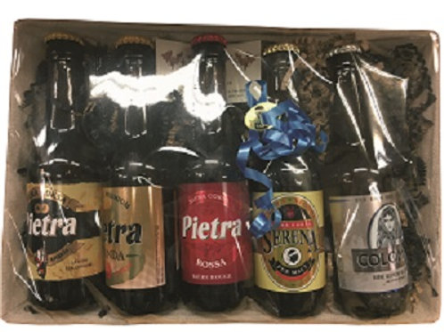 Panier garni de 5 Bières Corse