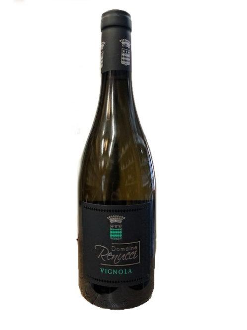 Renucci cuvée Vignola blanc 75cl (Calvi)