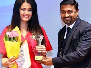 Best Female MC in Dubai Award