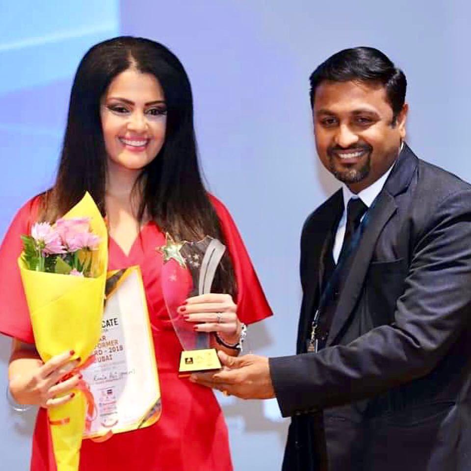 Best Female MC in Dubai - UAE
