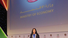 Rania Ali presents for the 4th year for HH Sheikh Mohammed Bin Rashid Al Maktoum