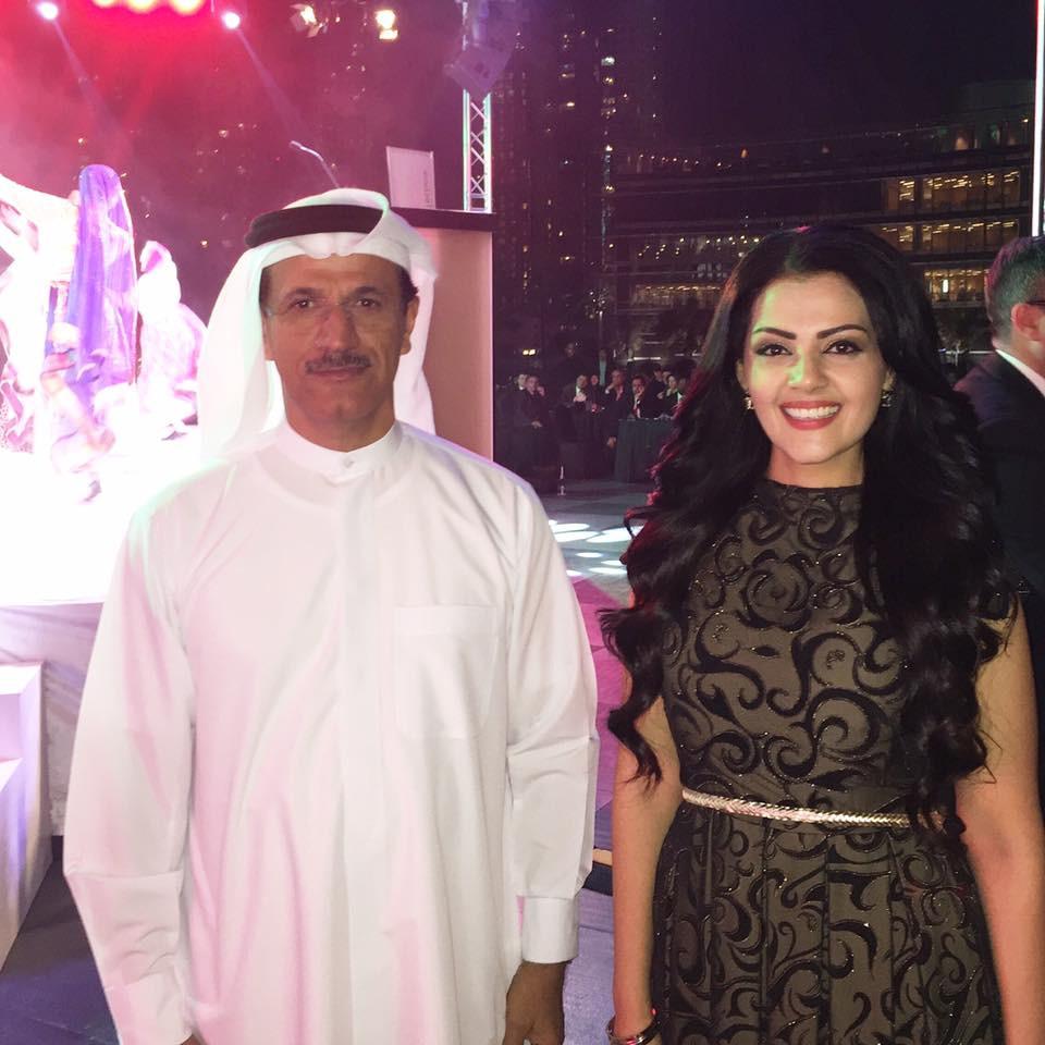 Bilingual MC Events Presenter Dubai
