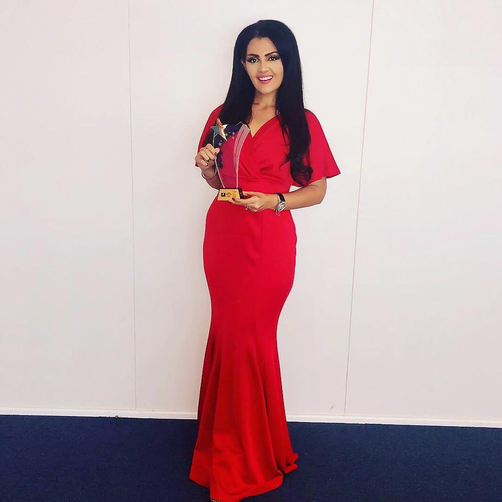 Best Female MC in Dubai -UAE
