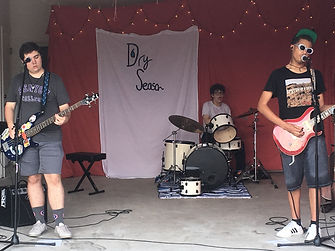 Band - Dry Season