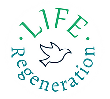 Life Regeneration logo Label wordmark.pn