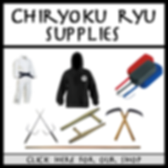 weapons and other martial arts equipment
