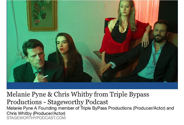 Triple ByPass Productions