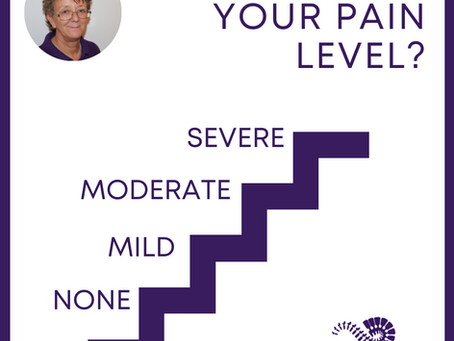 What is your pain level?