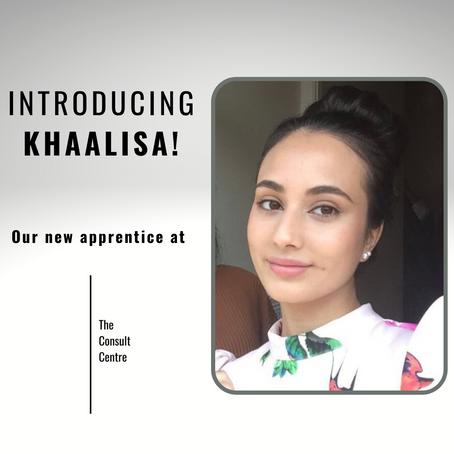 Welcome to Khaalisa!